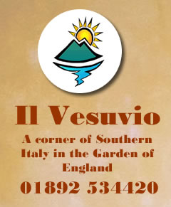 Il Vesuvio in Tunbridge Wells